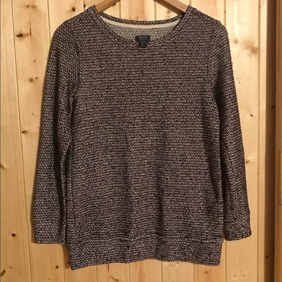 Roots Knit Sweater Size XS